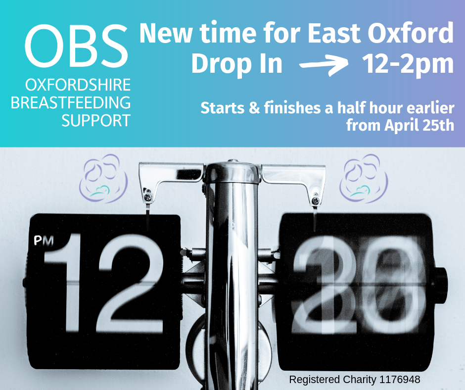 East Oxford Time Change