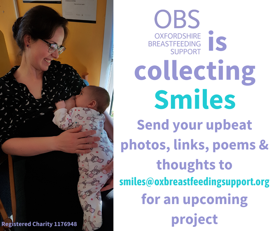 OBS is Collecting Smiles